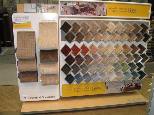 Lees Carpet Colorwall